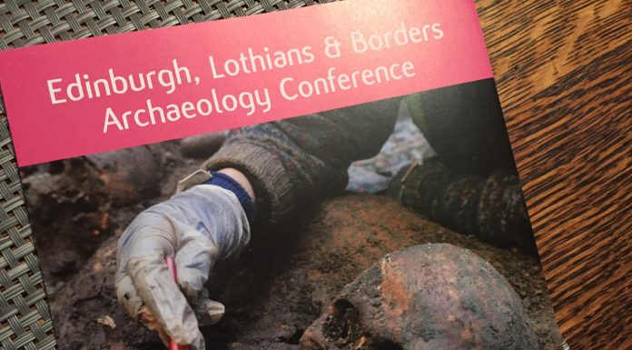 Edinburgh, Lothians and Borders Conference leaflet